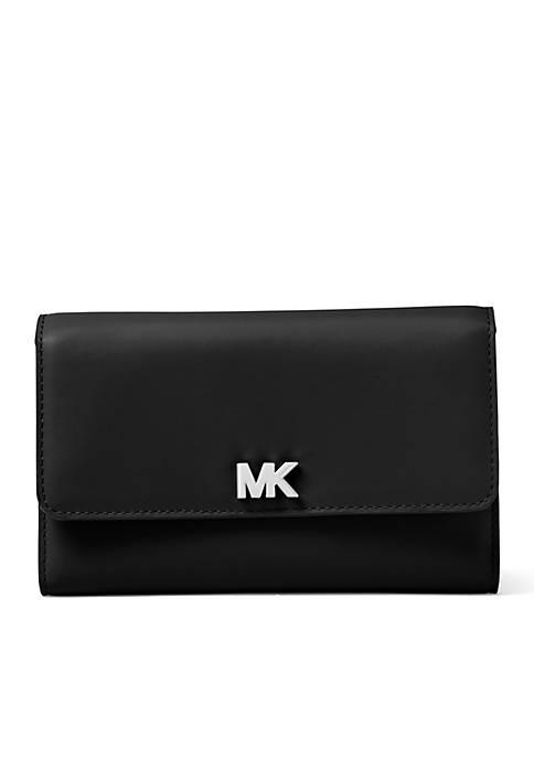 Medium Carryall Tri-Fold Wallet
