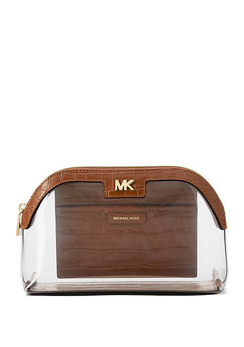 Large Clear Travel Pouch