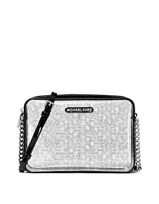 0942c181590e MICHAEL Michael Kors. MICHAEL Michael Kors Large Clear Crossbody Bag