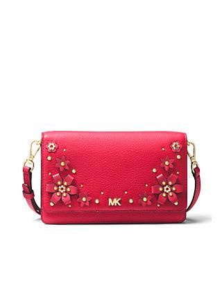 5eb447a51ff992 MICHAEL Michael Kors. MICHAEL Michael Kors Phone Crossbody Bag