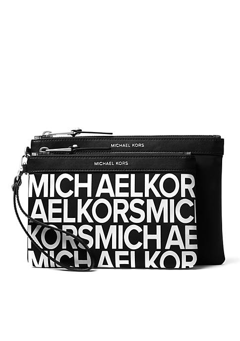 MICHAEL Michael Kors Large Travel Pouch Duo
