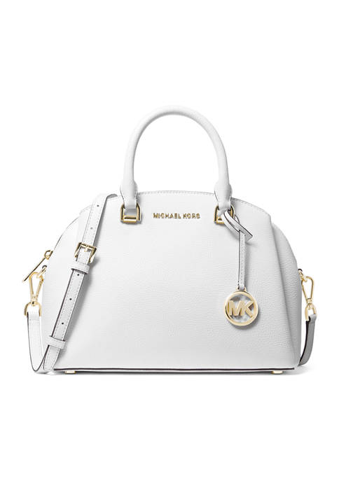 Michael Kors Maxine Medium Dome Satchel Bag