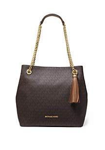 e570fa46a3c9 ... MICHAEL Michael Kors Jet Set Chain Large Shoulder Tote