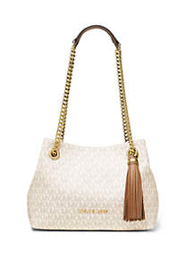 5777df89aa604 ... MICHAEL Michael Kors Jet Set Chain Medium Messenger Bag