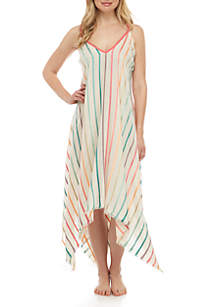 Collection XIIX Stripe Sundress