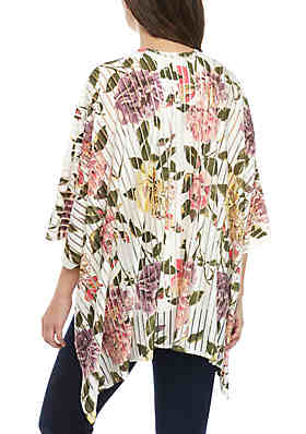 635aa7055a Collection XIIX Garden Floral Shawl Collection XIIX Garden Floral Shawl