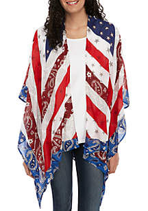 a02806db71 ... Collection XIIX American Quilt Bandanna Coverup