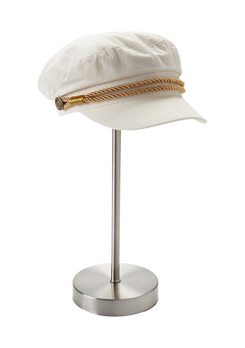 Collection XIIX Solid Rope Cabby Hat