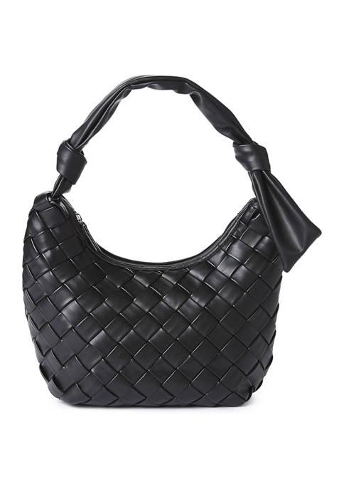 Collection XIIX Woven Hobo Bag