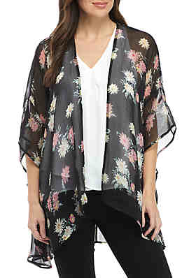 89f789599 Women s Kimono Tops   Cardigans  Floral   More