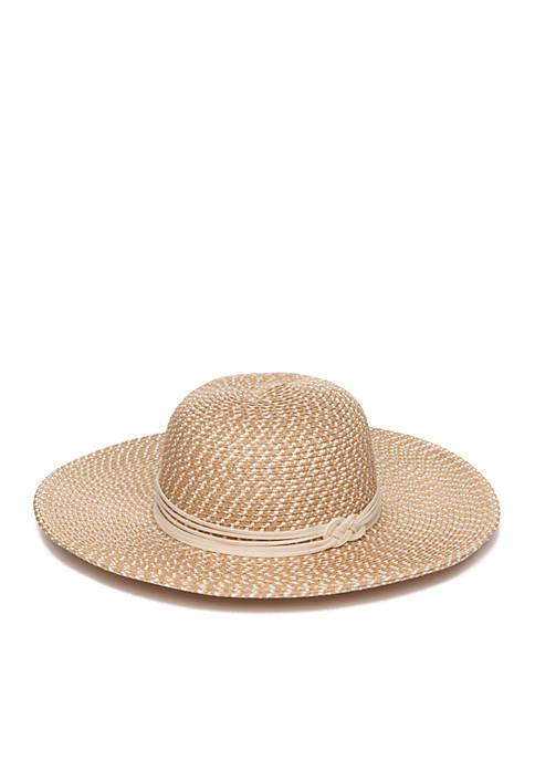 Shine & Tweed Floppy Sun Hat