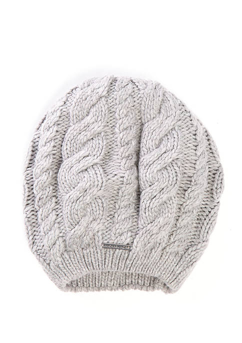 Michael Kors French Cable Beret