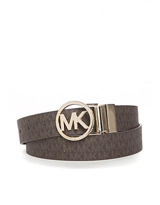 f2bd4a08c3d61c Michael Kors. Michael Kors Signature Reversible Belt