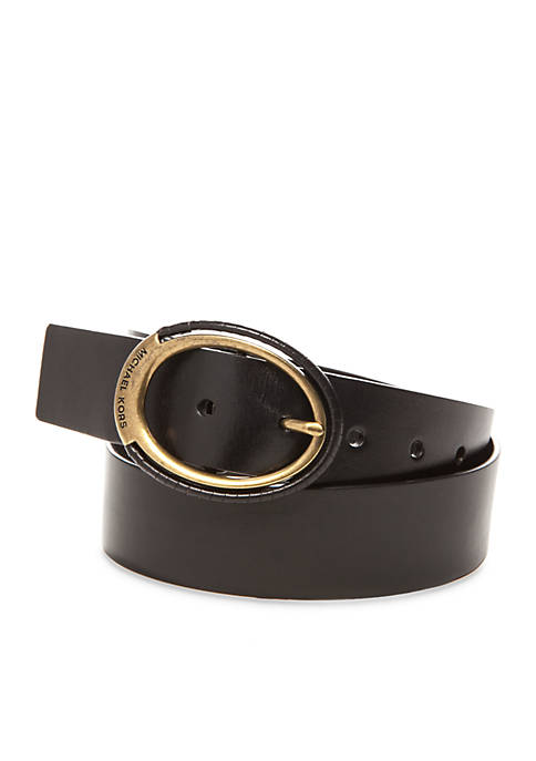 Michael Kors Wrapped Buckle Belt