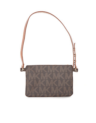 1dfd112870a3 ... Michael Kors Belt Bag with Pull Chain ...
