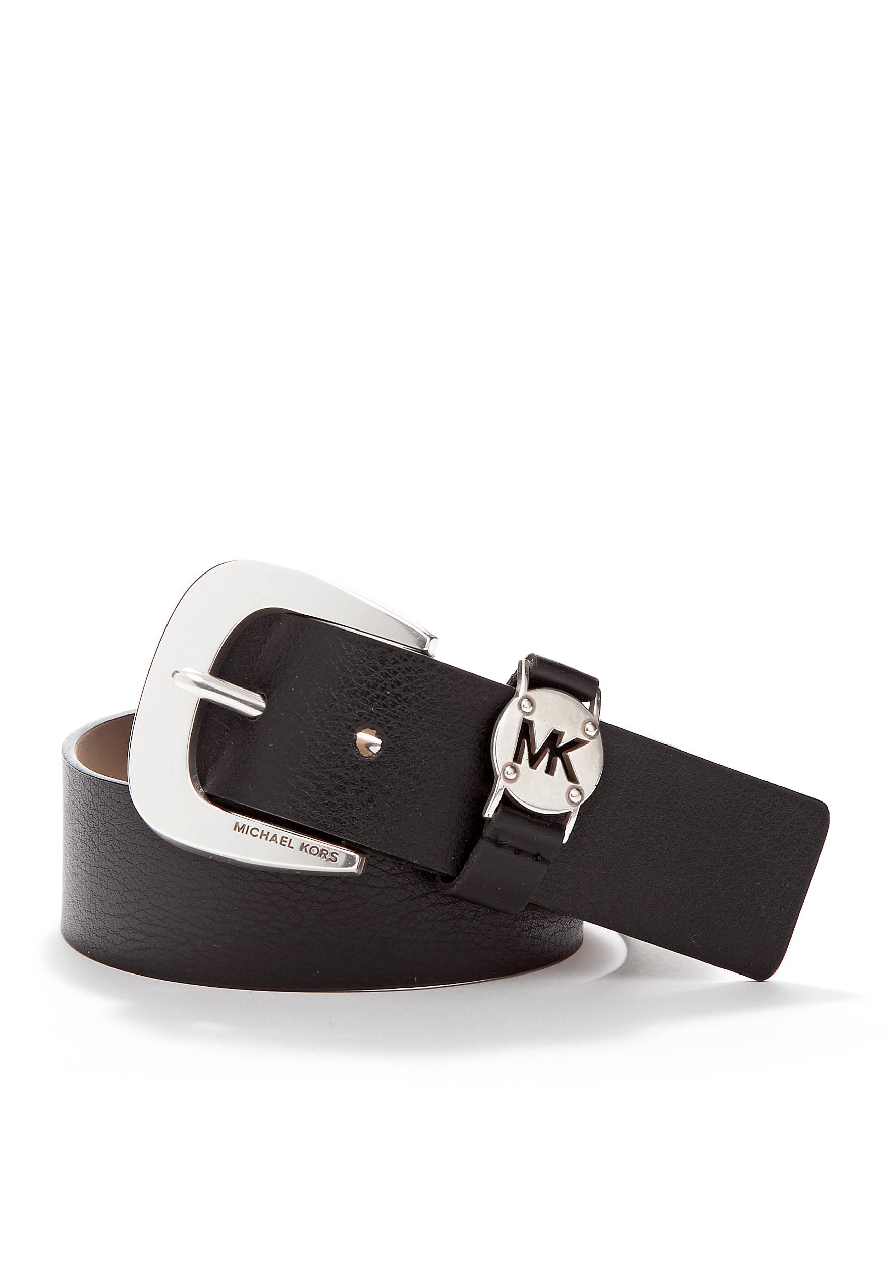 4ece83c875 Michael Kors Belt Bag with Pull Chain · Michael Kors Leather Logo Belt