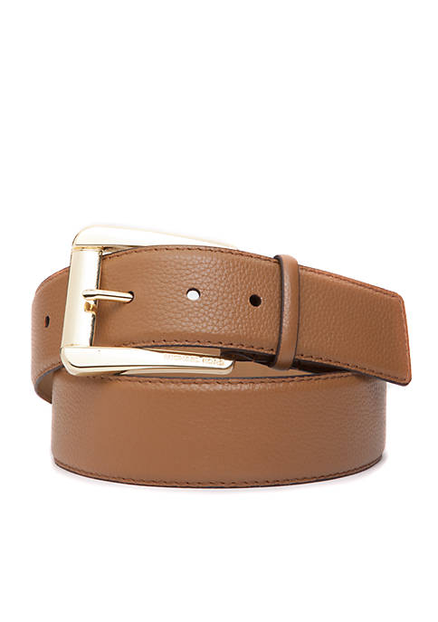 Michael Kors Pebble Jeans Belt
