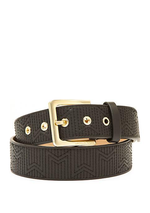 Deco Quilted Belt