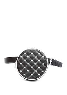 Michael Kors Circle Logo Belt Bag