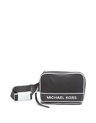 0638728ef36e Michael Kors Boxy Nylon Belt Bag | belk