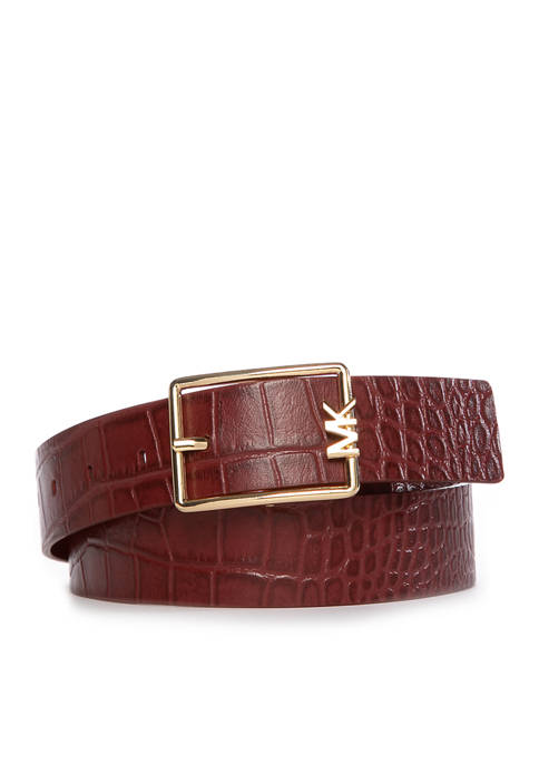 Michael Kors 35 Millimeter Revers Belt