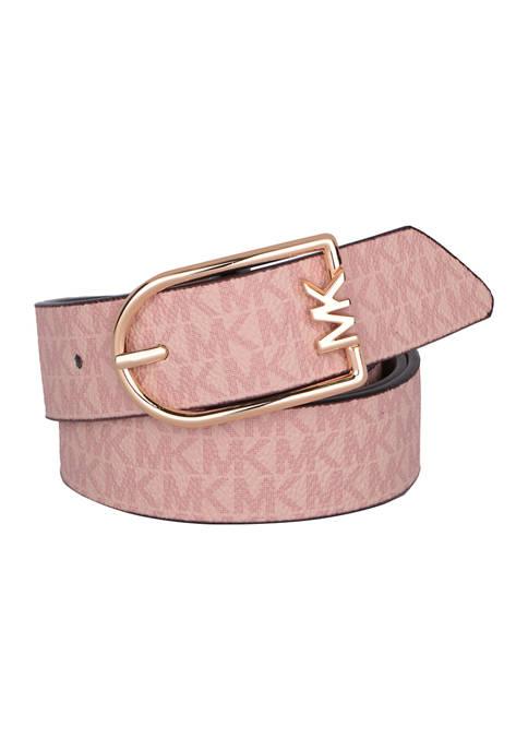 30 Millimeter Logo Belt