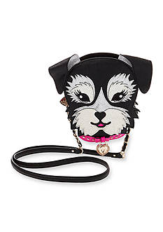 Betsey Johnson Kitsch Fritzy the Puppy Wristlet