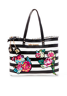 Betsey Johnson Many Blooms Ago Tote