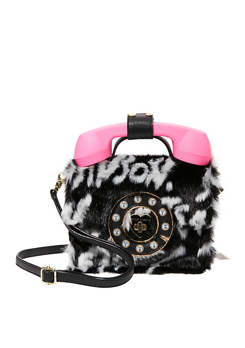 Betsey Johnson Phone Bag