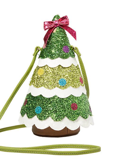 Betsey Johnson Christmas Tree Crossbody