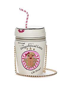 Gingerbread Latte Crossbody