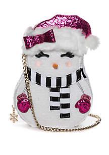 Snow Girl Crossbody