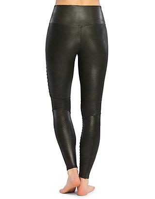 84b99ebea3f276 SPANX® Faux Leather Moto Leggings SPANX® Faux Leather Moto Leggings ...