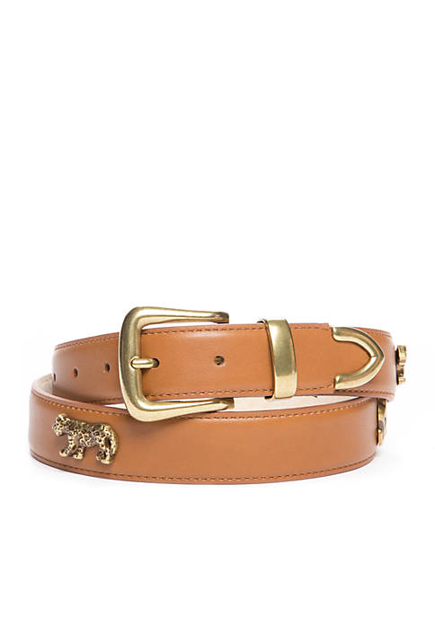 New Directions® Animal Studded Belt