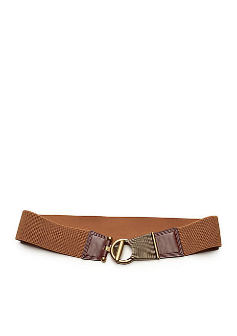 Textured Stretch Belt