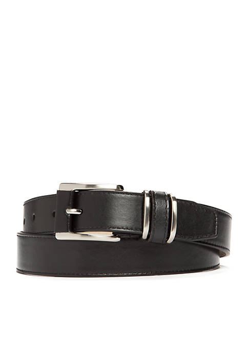 New Directions® Faux Leather Belt