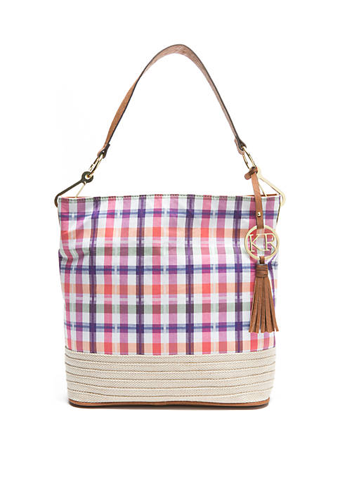 Kim Rogers® Key Item Hobo Shoulder Bag