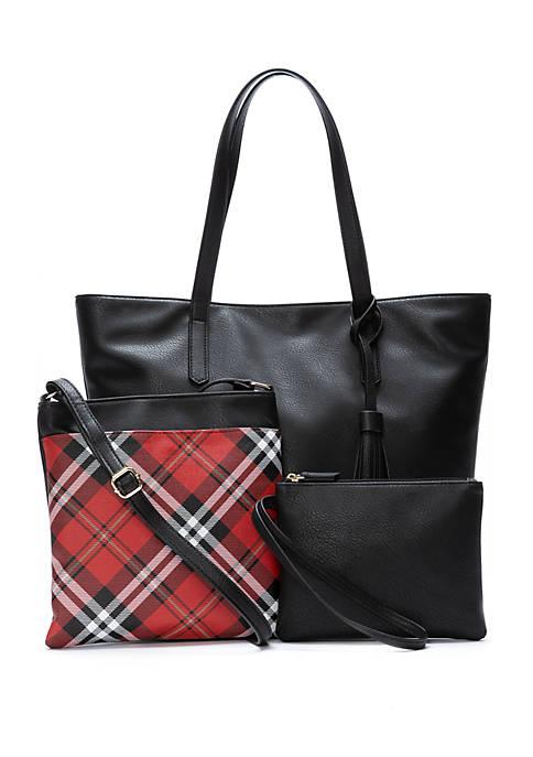 Kim Rogers® 3 Piece Bag Set