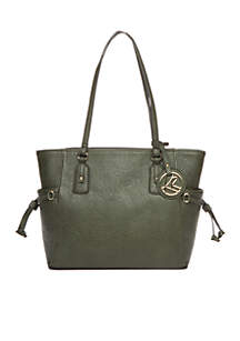 Side Pocket Everyday Tote