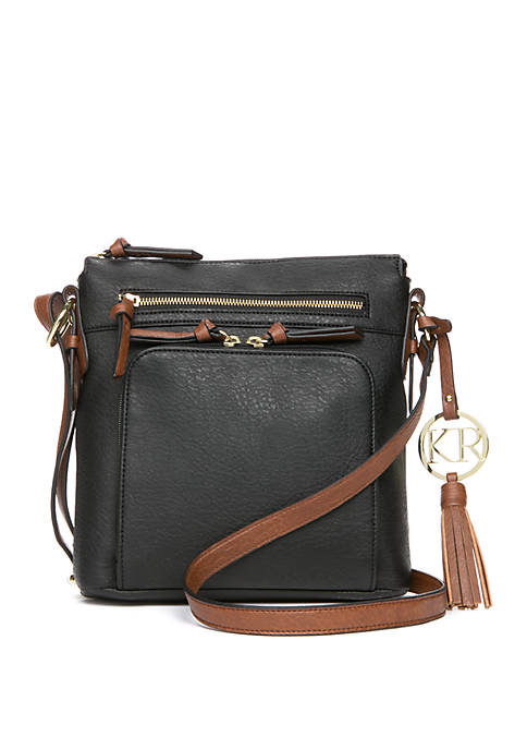 Kim Rogers® Crossbody with Pocket