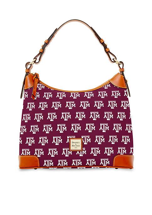 Dooney & Bourke Texas A&M Hobo Bag