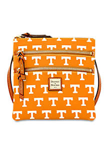 Tennessee Triple Zip Crossbody