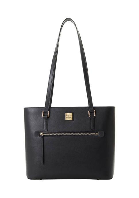 Dooney & Bourke Saffiano Leather Shopper