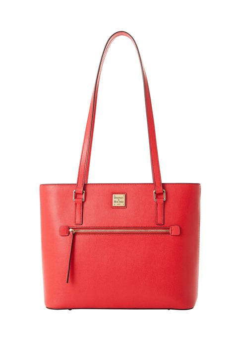 Saffiano Leather Shopper