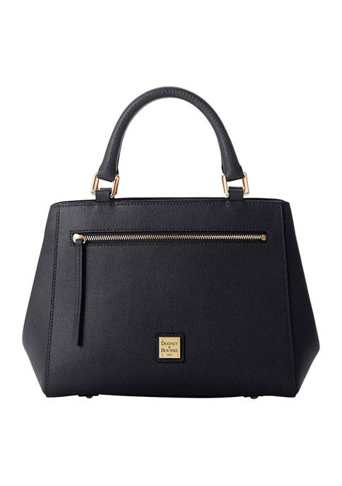 Dooney & Bourke Saffiano Leather Satchel