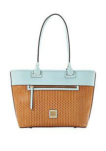 603bcea03b54 Dooney   Bourke Signature Gia Satchel · Dooney   Bourke Beacon Woven Zip Tote  Bag