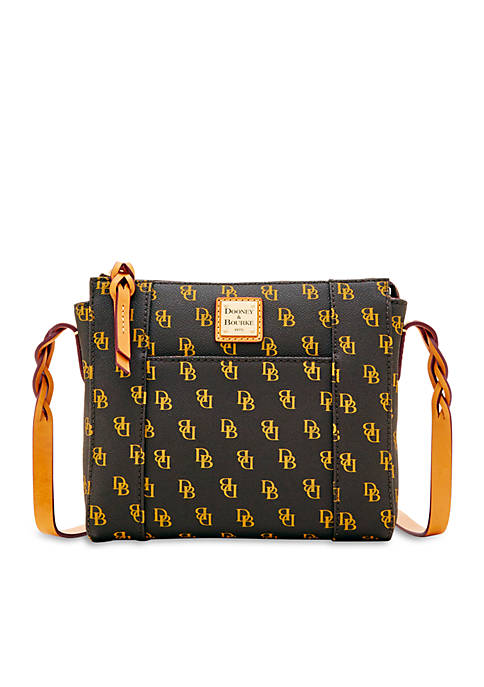 "Dooney & Bourke Signature ""Marlee"" Crossbody"