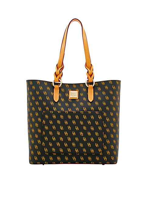 Dooney & Bourke Signature Pammy Tote