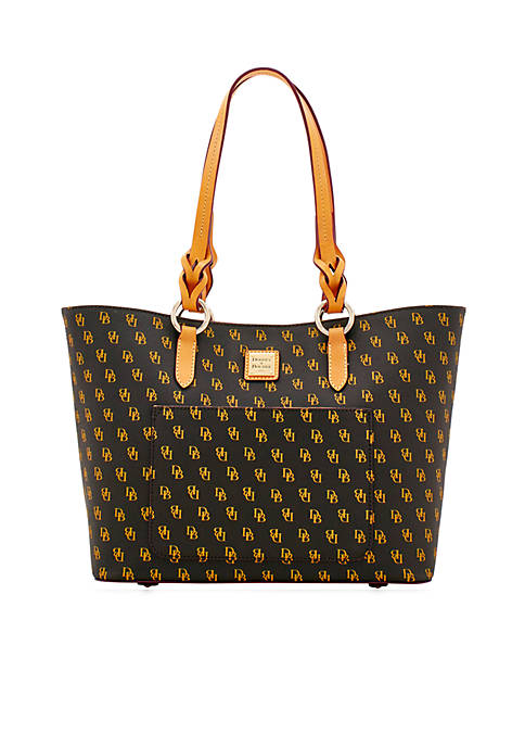 "Dooney & Bourke Signature ""Tammy"" Tote"