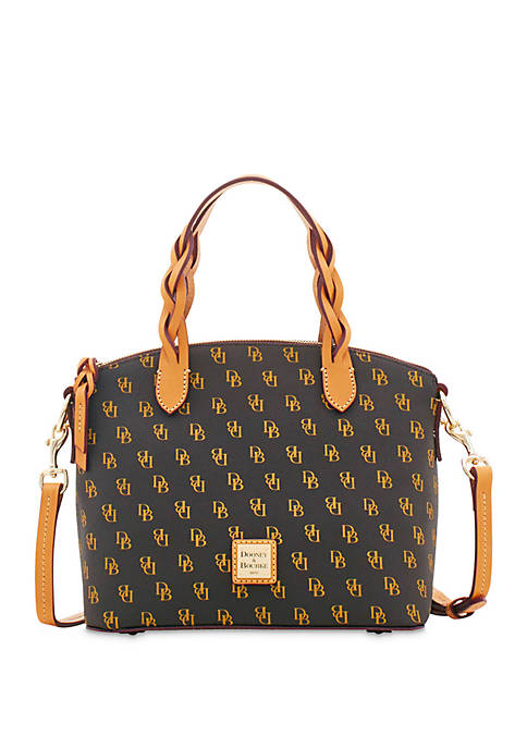 35a717e68e62 Dooney & Bourke Blakely Small Celeste Satchel
